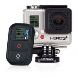 Камера GoPro hero3+ black edition - adventure