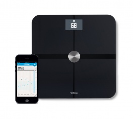 Withings smart body analyzer / высокоточные весы-анализатор тела Withings