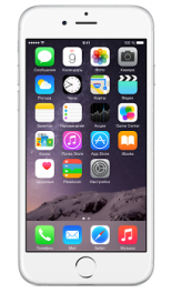 Apple iphone 6 silver 64gb-rus