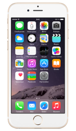 Apple iphone 6 gold 128gb-rus