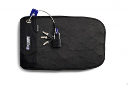 Сумка travelsafe 100 black PacSafe