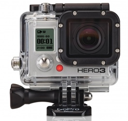 Камера GoPro hero3 black edition chdhx-301