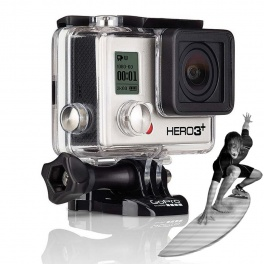 Камера GoPro hero3 +  black edition surf