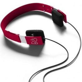 Наушники Bang & Olufsen Form 2 для iPhone/iPod/iPad Красный