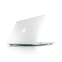 "Ozaki o!macworm tightsuit 0.9mm slimmest and lightest case for MacBook air 13"" - transparent"