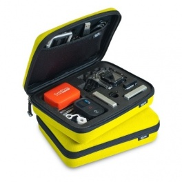 Кейс средний sp pov case small GoPro-edition yellow 52032 UNLIM