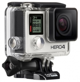 Экшн-камера GoPro hero4 silver edition adventure