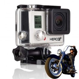 Камера GoPro hero3 + black edition motorsport