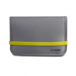 Кошелек rfid-tec 150 cool steel PacSafe