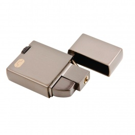 Зажигалка fire wire classic lighter dark chrome tu60dc True Utility