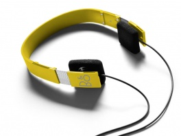 Наушники Bang & Olufsen Form 2 для iPhone/iPod/iPad  Желтый