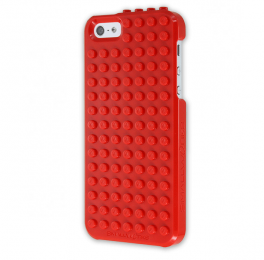 Чехол для iphone5 lego red