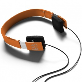 Наушники Bang & Olufsen Form 2 для iPhone/iPod/iPad Оранжевый