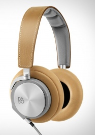 Наушники Bang & Olufsen BeoPlay H6 для iPhone/iPod/iPad Натуральная кожа