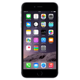 Apple IPHONE 6 PLUS SPACE GRAY 16GB-RUS