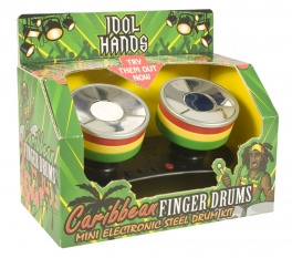 Bluw j1097 карибские барабаны finger drums IDOL HANDS