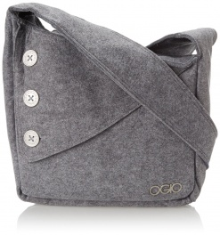 Сумка brooklyn purse light grey felt OGIO