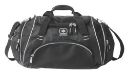 Сумка спортивная crunch duffel black OGIO