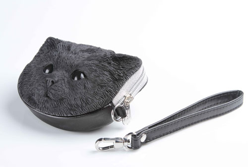 Сумка 3d tuna kitten black Adamo