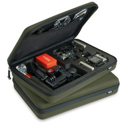 Кейс большой sp pov case large GoPro-edition olive 52043 UNLIM