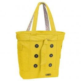Сумка hamptons tote yellow OGIO